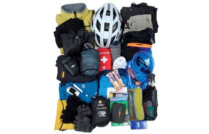 Packliste Alpencross