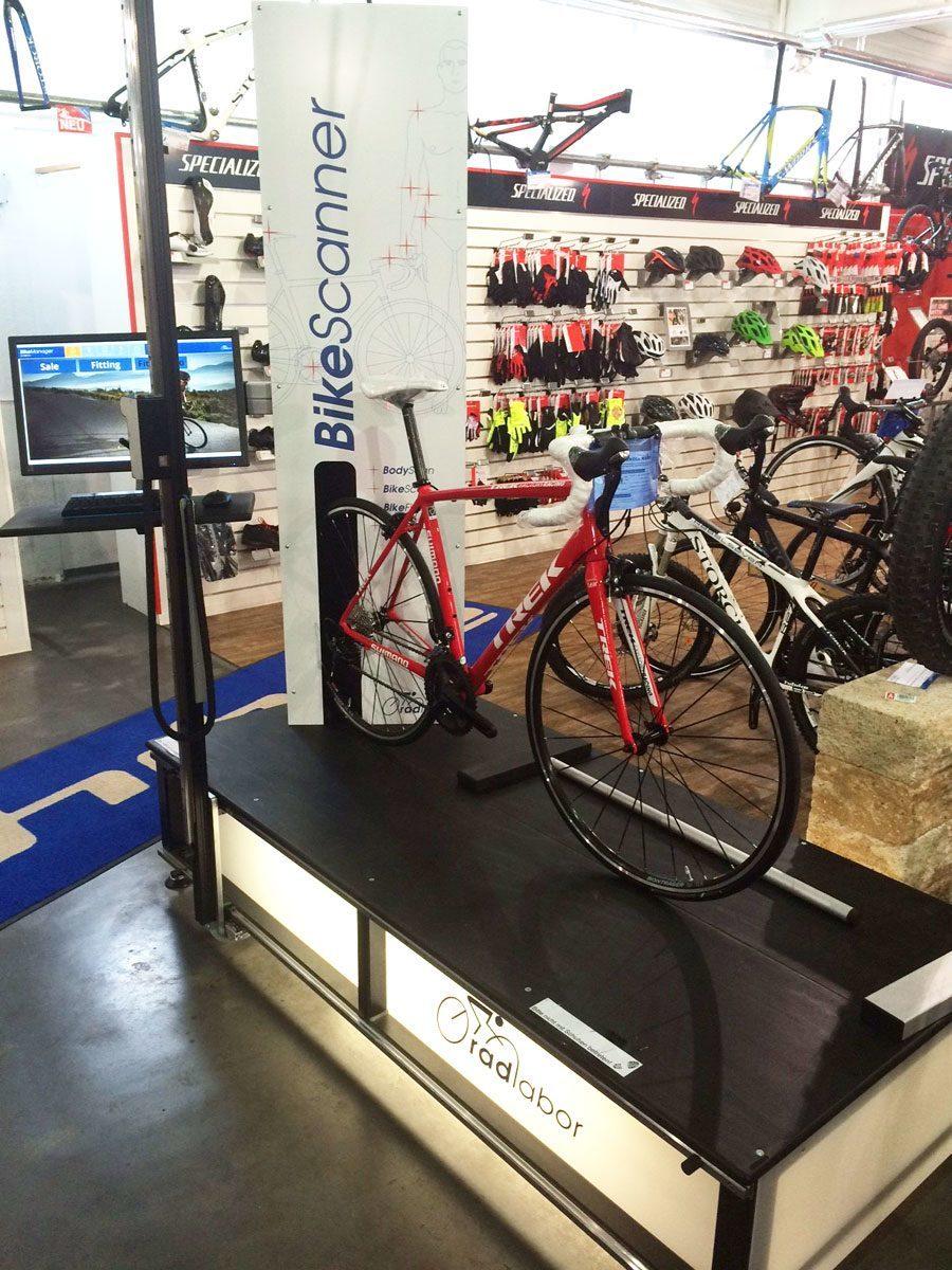 Bikescanner