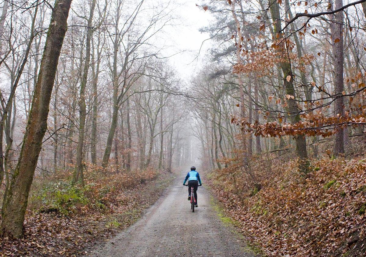 Richtig kleiden auf dem Fahrrad bei Wind und Wetter