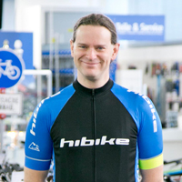 Daniel Gronert - HIBIKE Racing Team