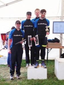 HIBIKE Racing Team - der 2. Platz beim NASPA 24h Rennen