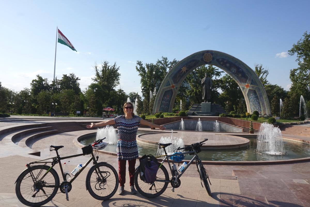Grand Depart Dushanbe