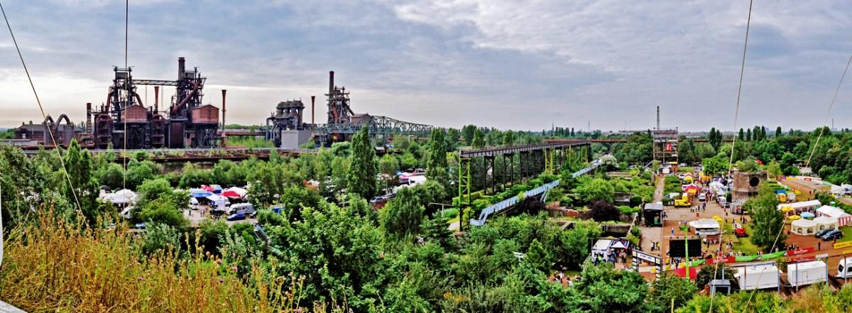 Duisburg 24h Rennen - Ruhrpottromantik