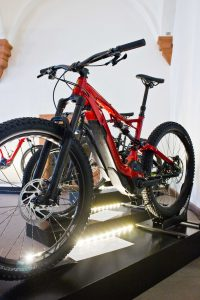 Das Specialized Turbo Levo 2017