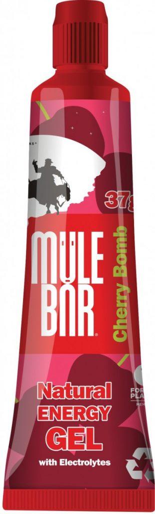 MuleBar Kicks Energy Cherry Bomb