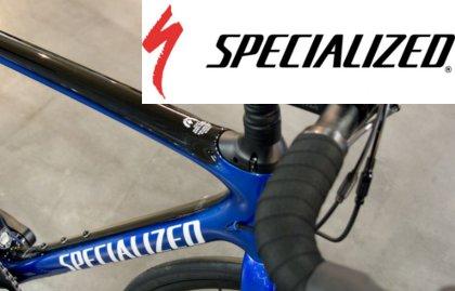 Specialized Roubaix Rennrad