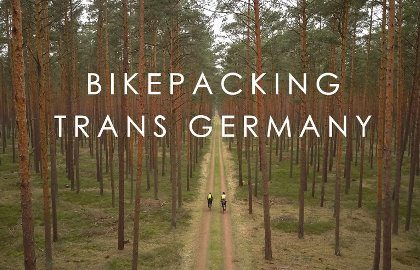 Video Bikepacking Trans Germany beitrag