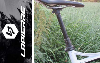 Beitrag Dropper Post Lapierre
