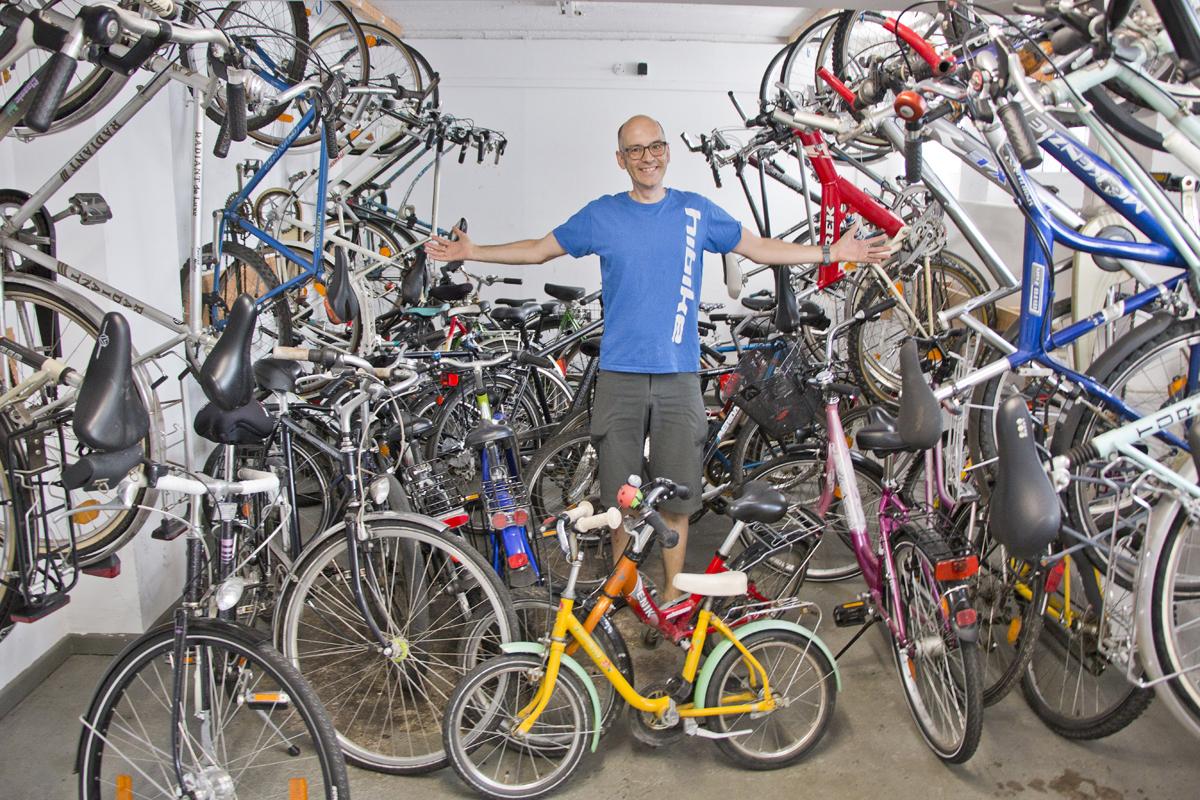 Fahrräder für Afrika - DANKE an alle Spender