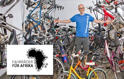Fahrräder für Afrika - HIBIKE