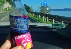 Anreise Eurobike