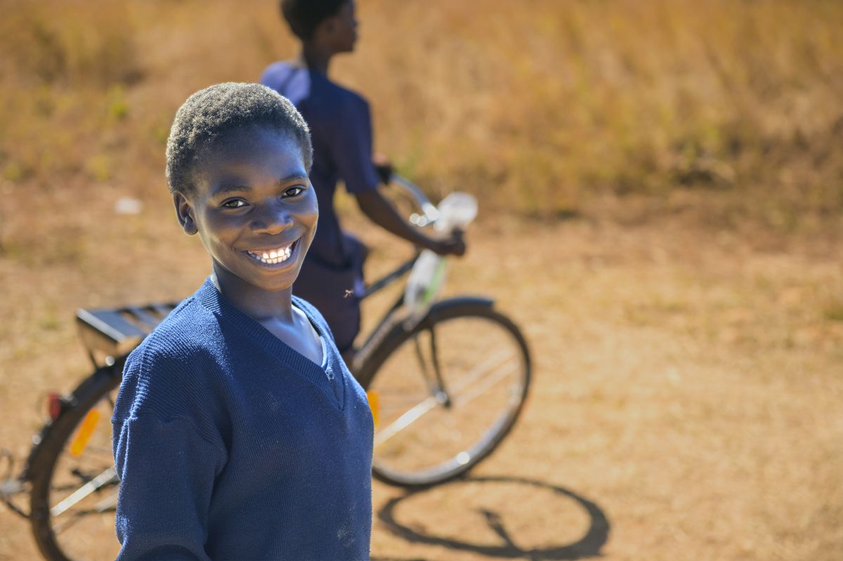 Tamara - Copyright World Bicycle Relief