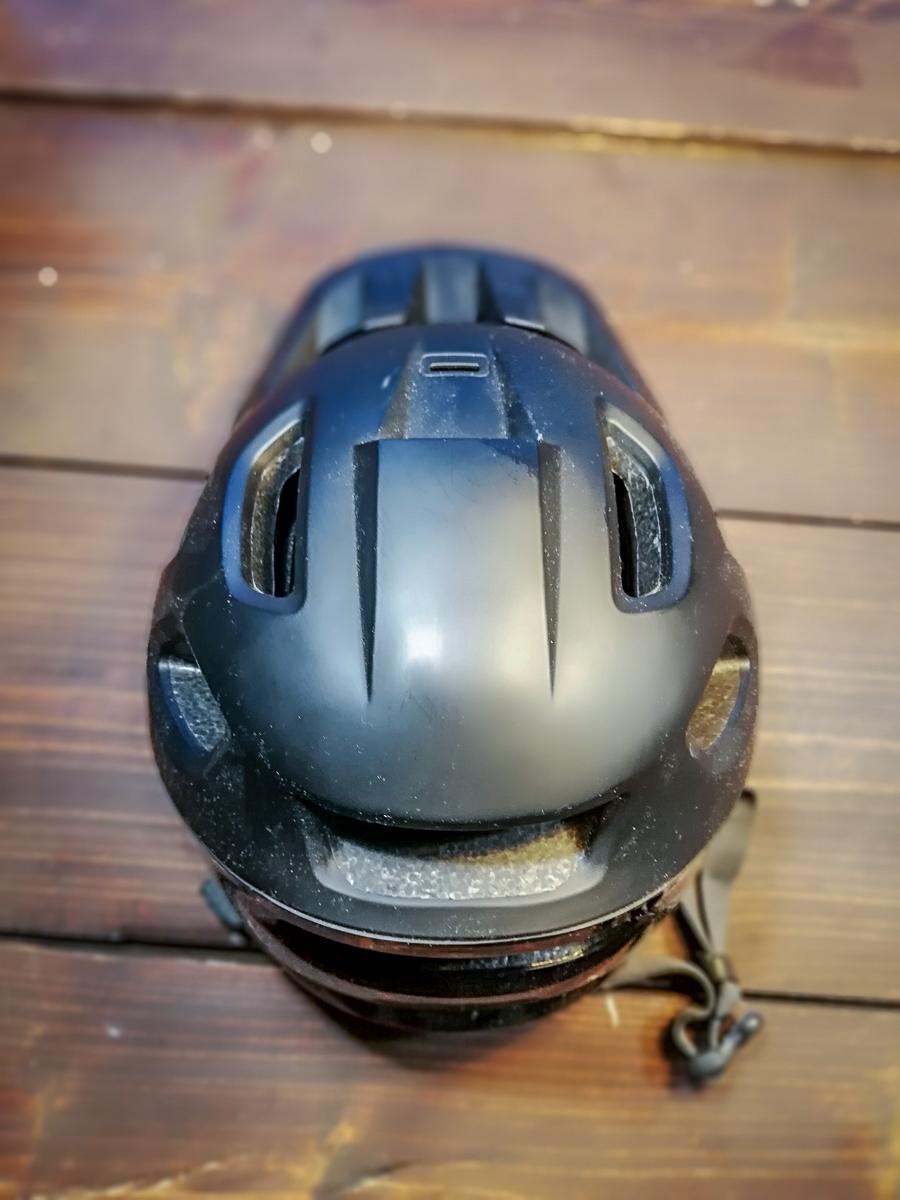 Endura singletrack helmet test