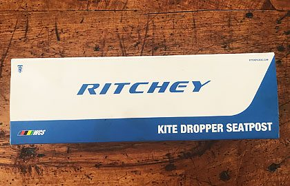 Ritchey WCS Kite Dropper Seatpost