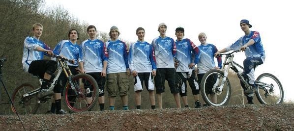 2011 das komplette IK-Pictures-Racing Team