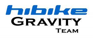 HIBIKE Gravity Team Logo