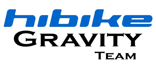 HIBIKE Gravity Team Logo