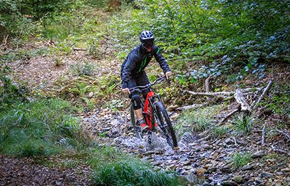 Dirtlej Dirtsuit im Test bei HIBIKE