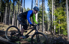 Endura SingleTrack II Blog Test