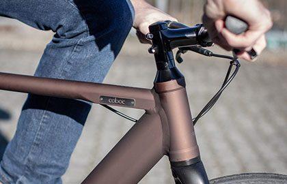 Coboc Brooklyn E-Bikes Vorstellung bei HIBIKE